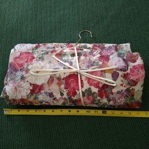 Travel lingerie bag